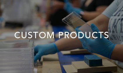 Custom Plastic Display Products