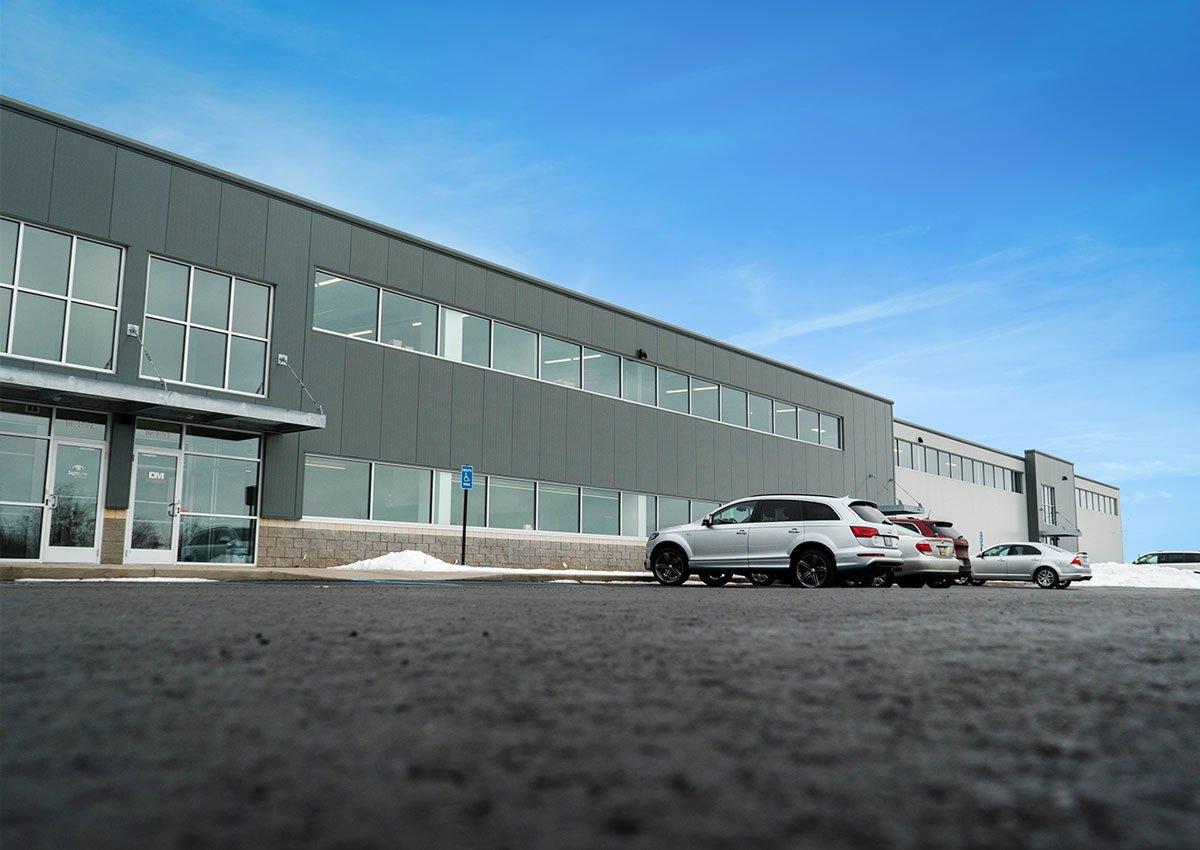Design Manufacturing Building Exterior