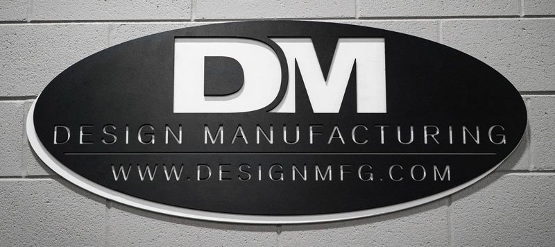 Design Manufacturing Sign